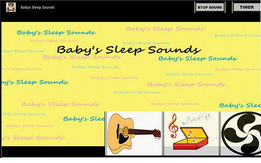 Babys Sleep Sounds