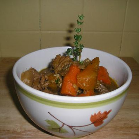 Fall Harvest Stew