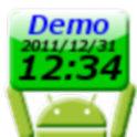 DigiClocKun (Demo.) Widget icon