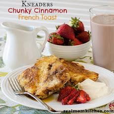 Kneader's Chunky Cinnamon French Toast