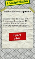Screenshot of iCaipirinha