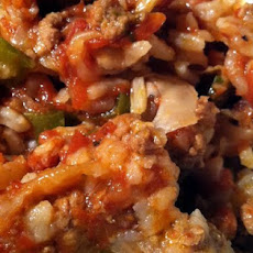Stuffed Cabbage Casserole - Crock Pot