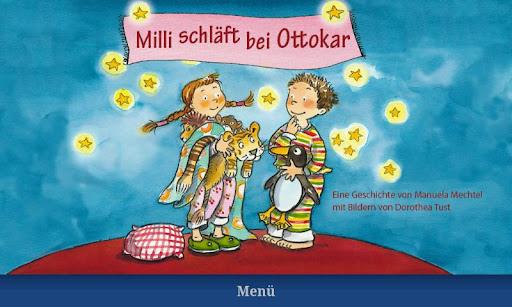 """Pixi-Book """"Millie Sleeps Over"""""""