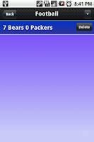 Screenshot of Pull Tab Tracker