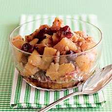 Cran-Apple Chutney