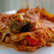 Easy Cheese Lasagna(WW)