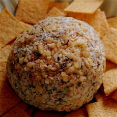 Spinach Cheese Ball