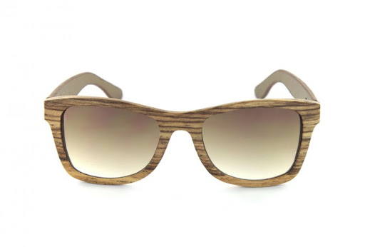 Wood Sunglasses Woodys Barcelona; Remo Brown Brown