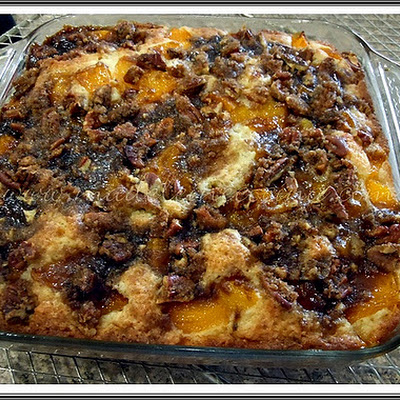 Fruits and Nuts Coffee Cake