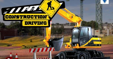 Screenshot of Excavator Construction parking
