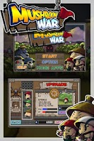 Screenshot of Mushroom War