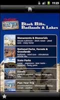 Screenshot of Black Hills & Badlands of SD