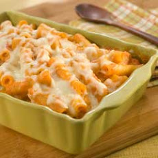 Better-for-you No Boiling Baked Ziti