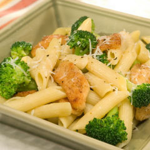 Penne With Chicken & Broccoli
