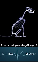 Screenshot of Xray Scanner (Prank)