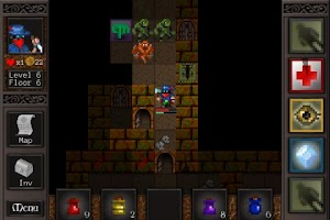 Screenshot of Cardinal Quest
