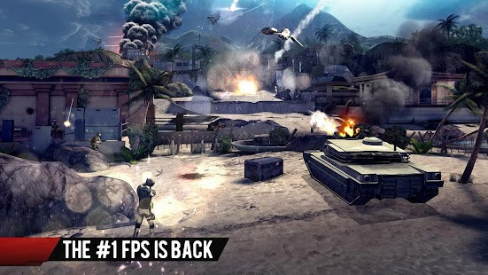 Download Android Game Modern Combat 4: Zero Hour for Samsung