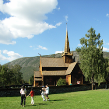 Norwegian:Reinli stave church