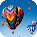 Hot Air Balloon Live Wallpaper APK for Bluestacks