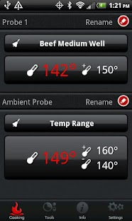App iGrill Classic apk for kindle fire