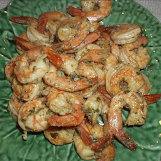 Peppered Prawns