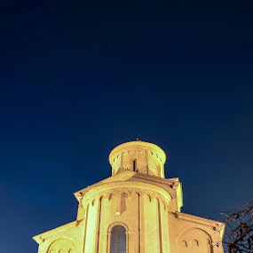 The Church of St Achilles by Lazar Jovanovic - Buildings & Architecture Public & Historical ( church, arilje, serbia )