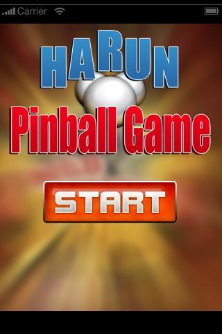 HARUN PINBALL GAME