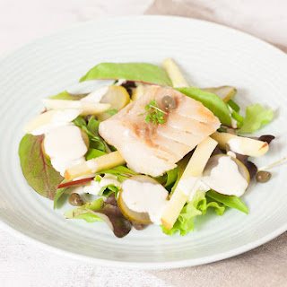 Cod And Apple Salad