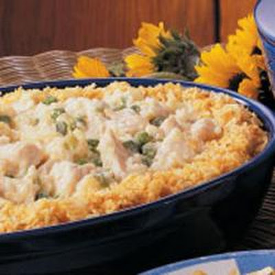 Creamy Chicken Hot Dish