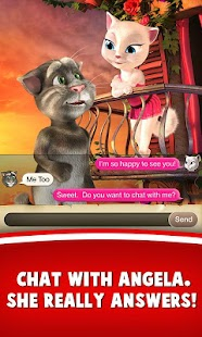 Download Tom Loves Angela APK for Android Kitkat