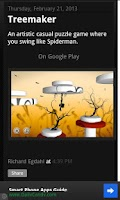 Screenshot of Discover Unknown Android Games