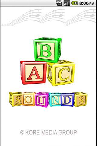 ABC Alphabet Song Sounds