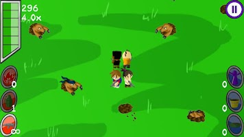 Screenshot of (DEMO) Mutant Mole Mayhem