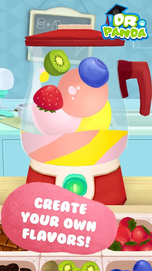 Dr. Panda's Ice Cream Truck Screenshot 1