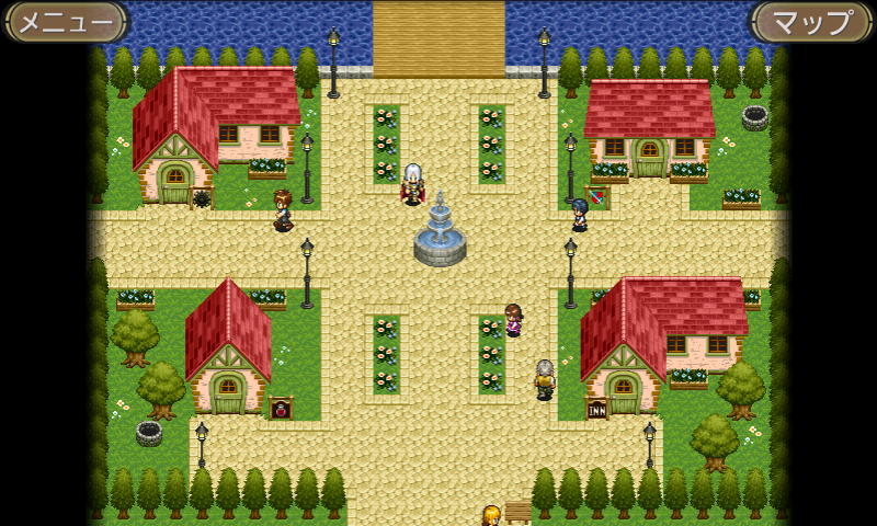 RPG Knight of the Earthends Screenshot 10