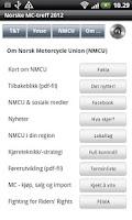 Screenshot of Norske MC-treff 2013