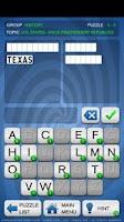 Screenshot of Wordgenuity ®Super Word Jumble