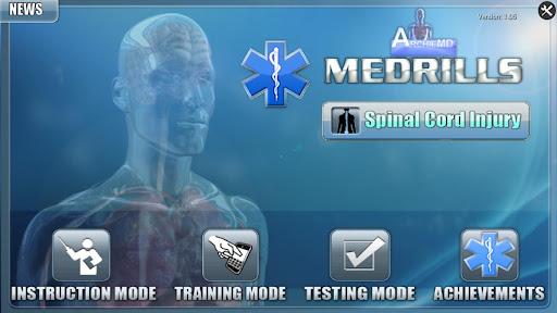 Medrills: Spinal Cord Injury