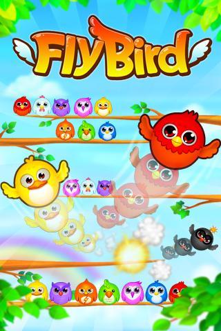 [Tab] 飞奔的小鸟 Fly Bird 完整版