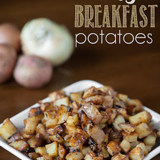 Red Skin Potato Breakfast Recipes