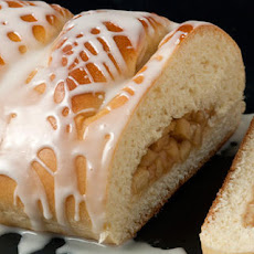 Braided Coffee Cake with Apple-Ginger Filling Recipe