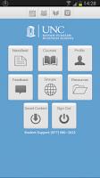 Screenshot of MBA@UNC