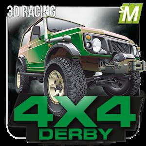 4x4 Real Derby Racing Reloaded Adrenaline 2018