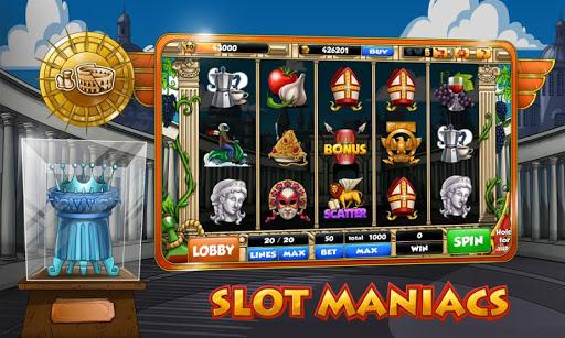 Indiana Slot - screenshot