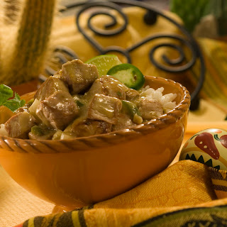 Green Chili Pork Stew