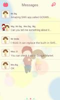 Screenshot of GO Big Theme - zloutslove