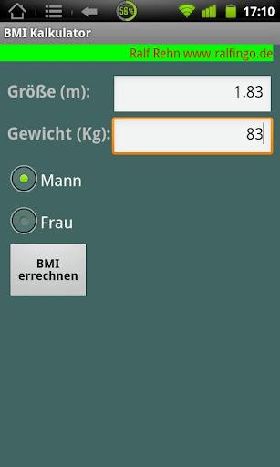 BMI Indikator