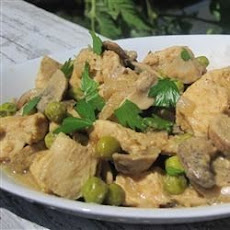 Keon's Slow Cooker Curry Chicken