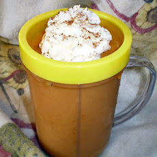 Pumpkin Pie Smoothie (Ibs Safe)