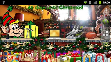 Screenshot of Santa's Workshop